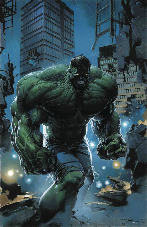 Immortal Hulk #1 (Cover D Clayton Crain)