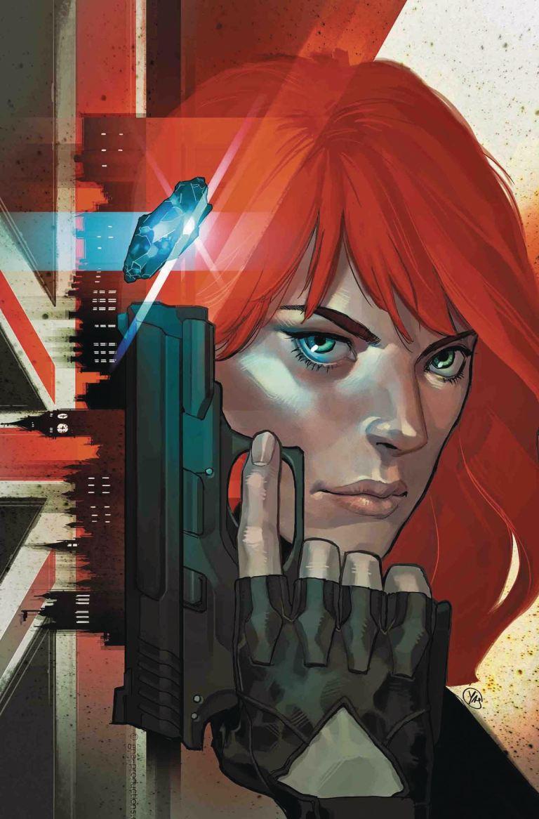 Infinity Countdown Black Widow #1 (Cover A Yasmine Putri)