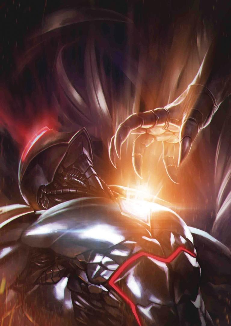 Infinity Countdown Darkhawk #2 (Cover A Skan)