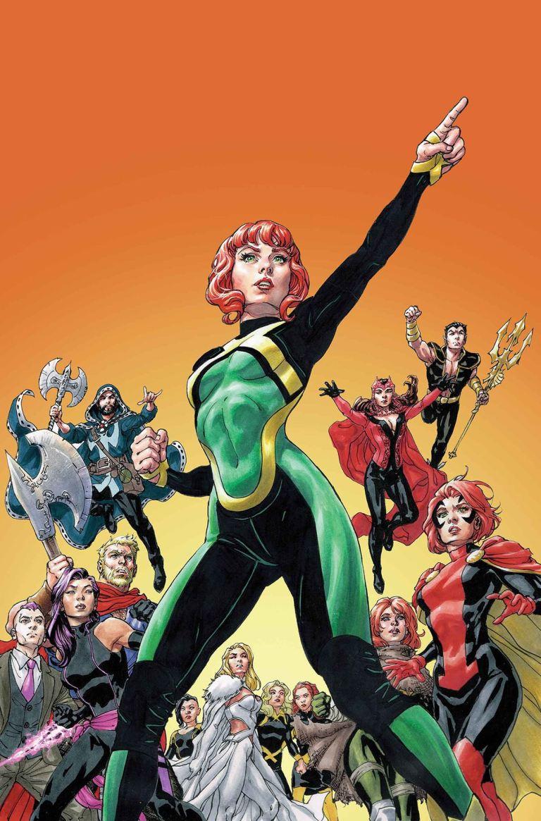 Jean Grey #11 (Cover A David Yardin)
