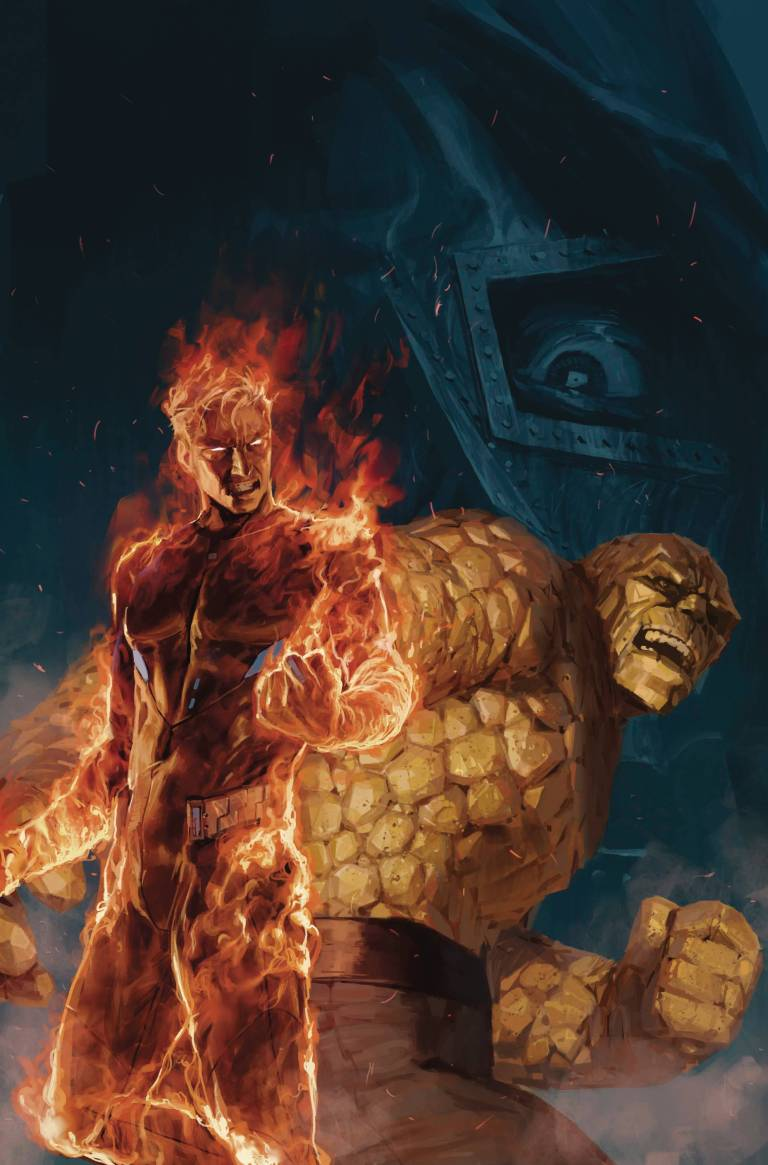 Marvel Two-In-One Annual #1 (Cover B Pyeong Jun Park)