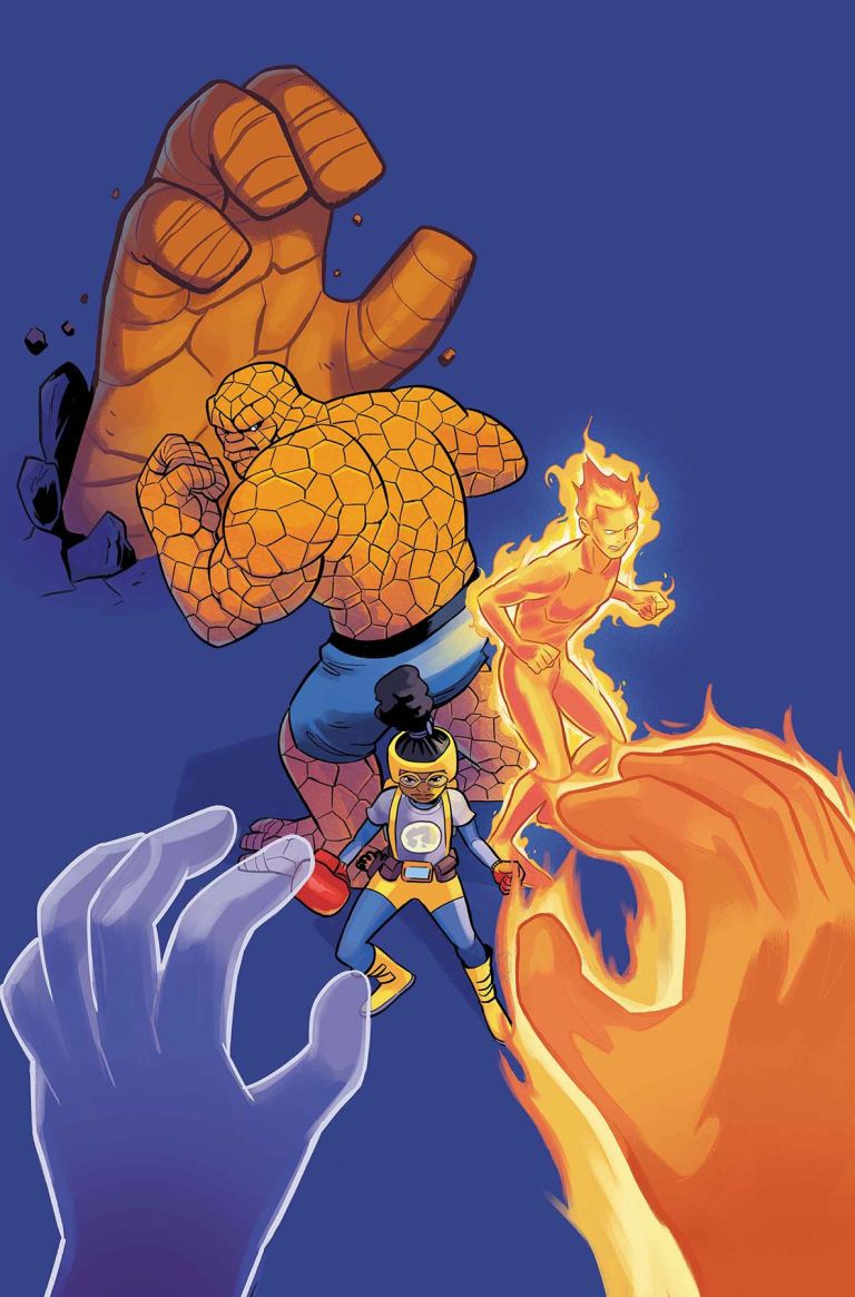 Moon Girl And Devil Dinosaur #27 (Natacha Bustos Cover)