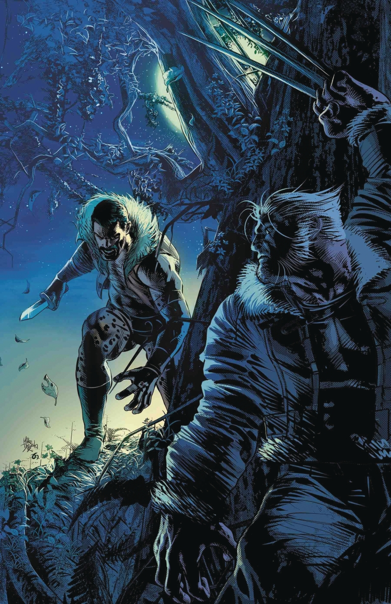 Old Man Logan #41 (Mike Deodato Jr. Cover)