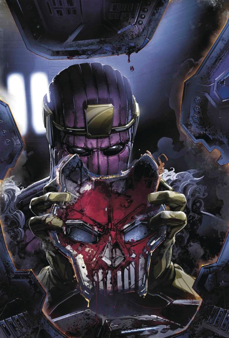 Punisher #226 (Clayton Crain Cover)