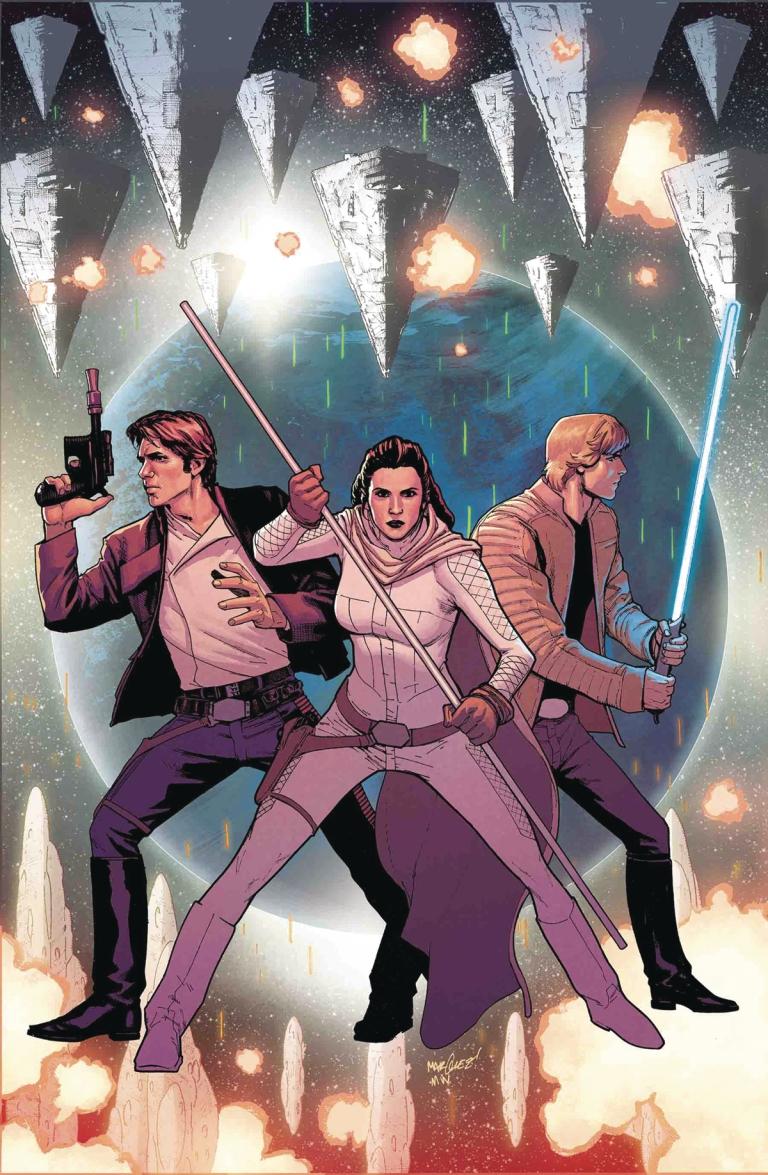Star Wars #49 (Cover A David Marquez)