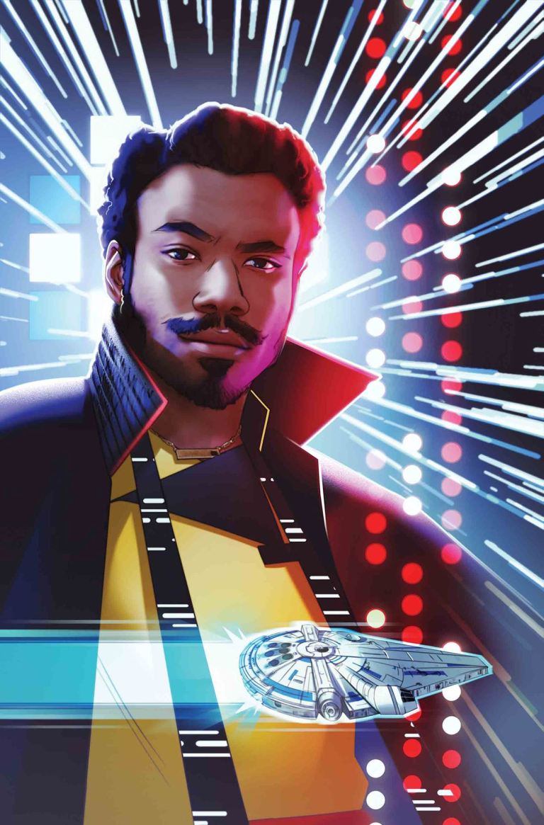 Star Wars Lando Double Or Nothing #1 (Cover A W. Scott Forbes)