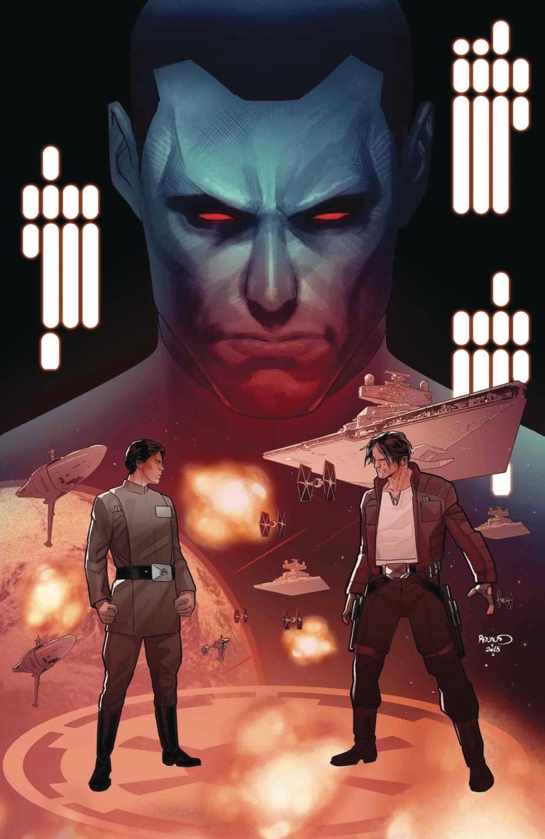 Star Wars Thrawn #5 (Cover A Paul Renaud)