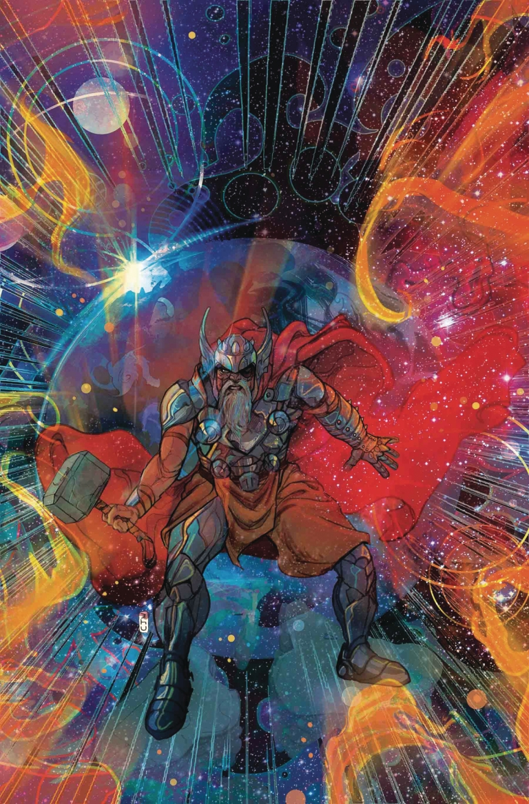 Thor #1 (Cover C Christian Ward)