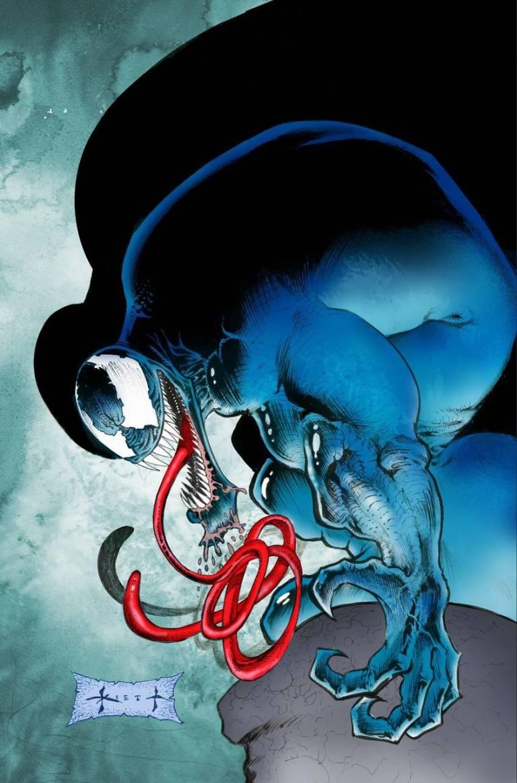 Venom #2 (Cover B Sam Keith)