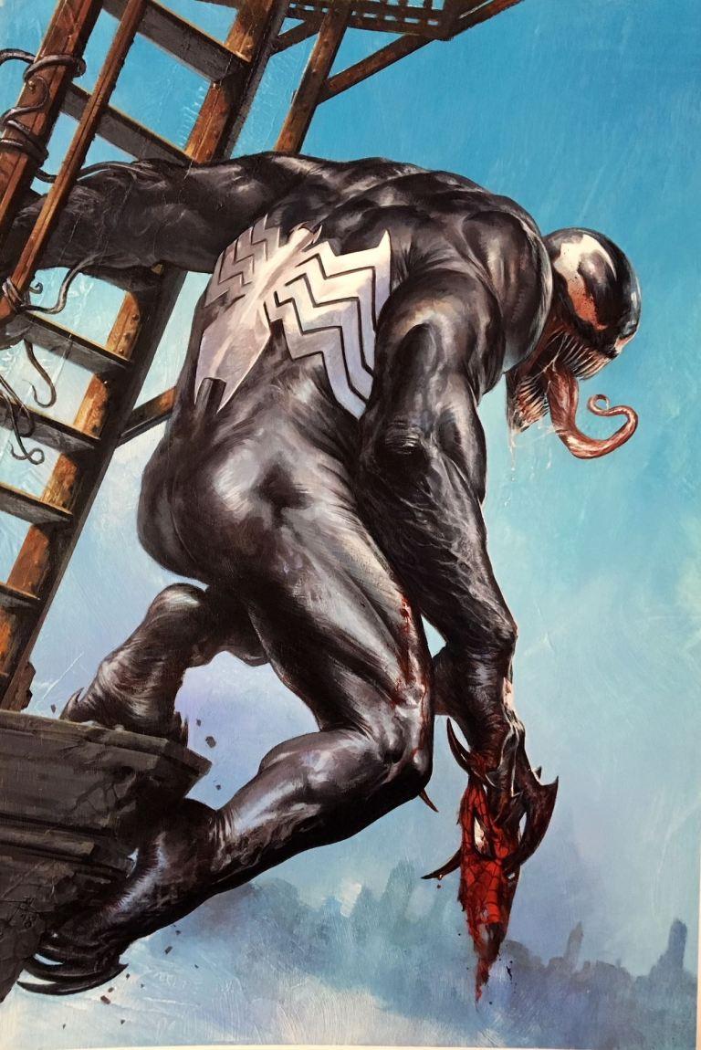 Venomized #1 (Cover F Gabriele Dell'Otto Variant A)