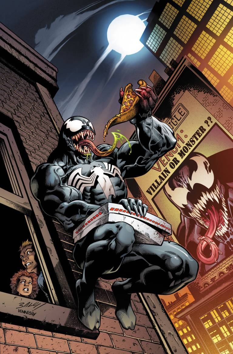 Venomized #2 (Cover B Mark Bagley)