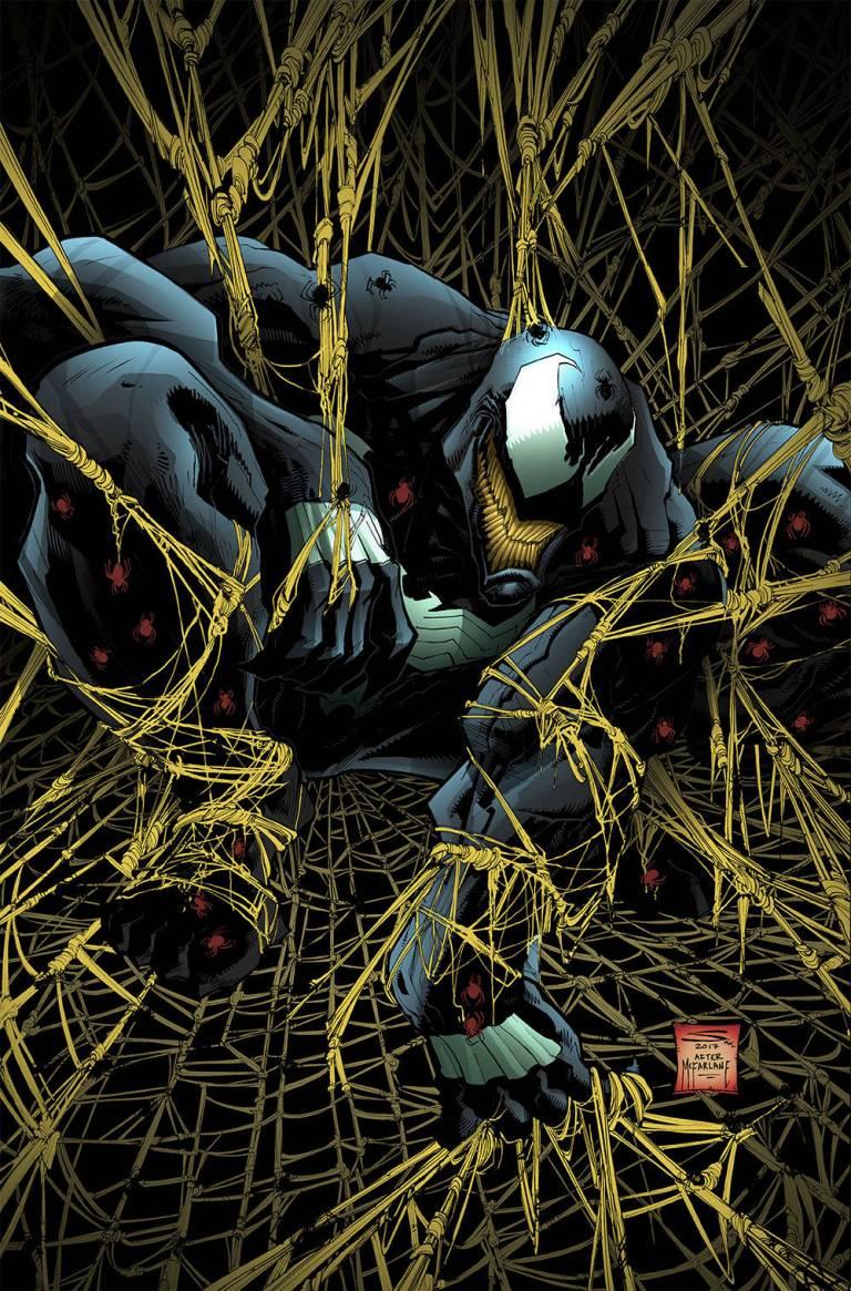 Venomized #5 (Cover B Gerardo Sandoval)