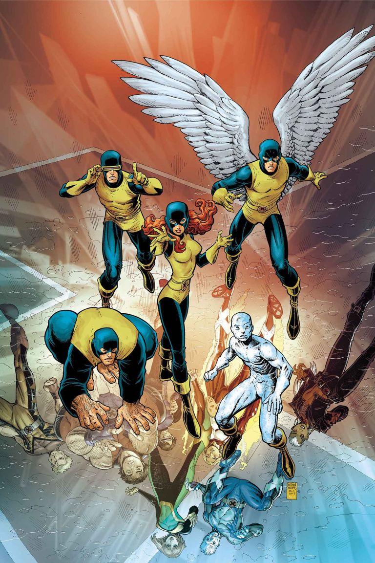 X-Men Blue #19 (Arthur Adams Cover)