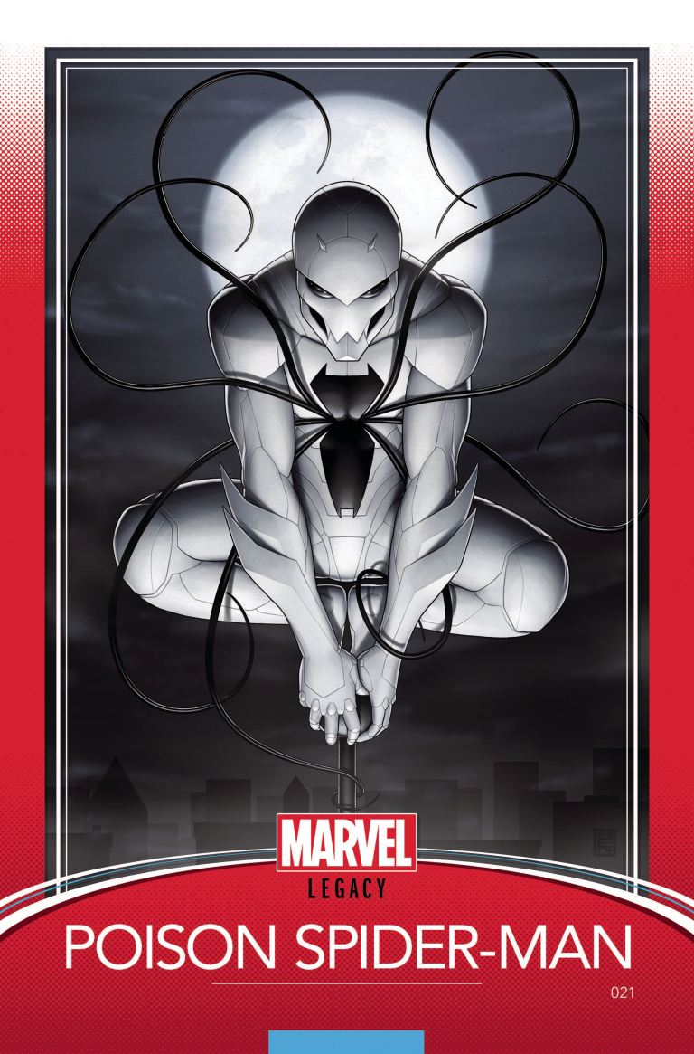 X-Men Blue #21 (Cover C John Tyler Christopher Trading Card Variant)