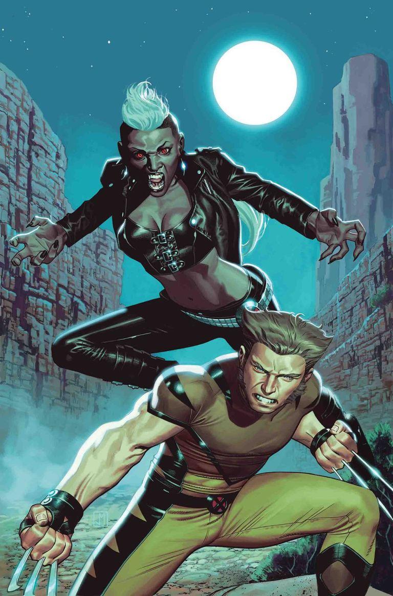 X-Men Blue #23 (Cover A Jorge Molina)