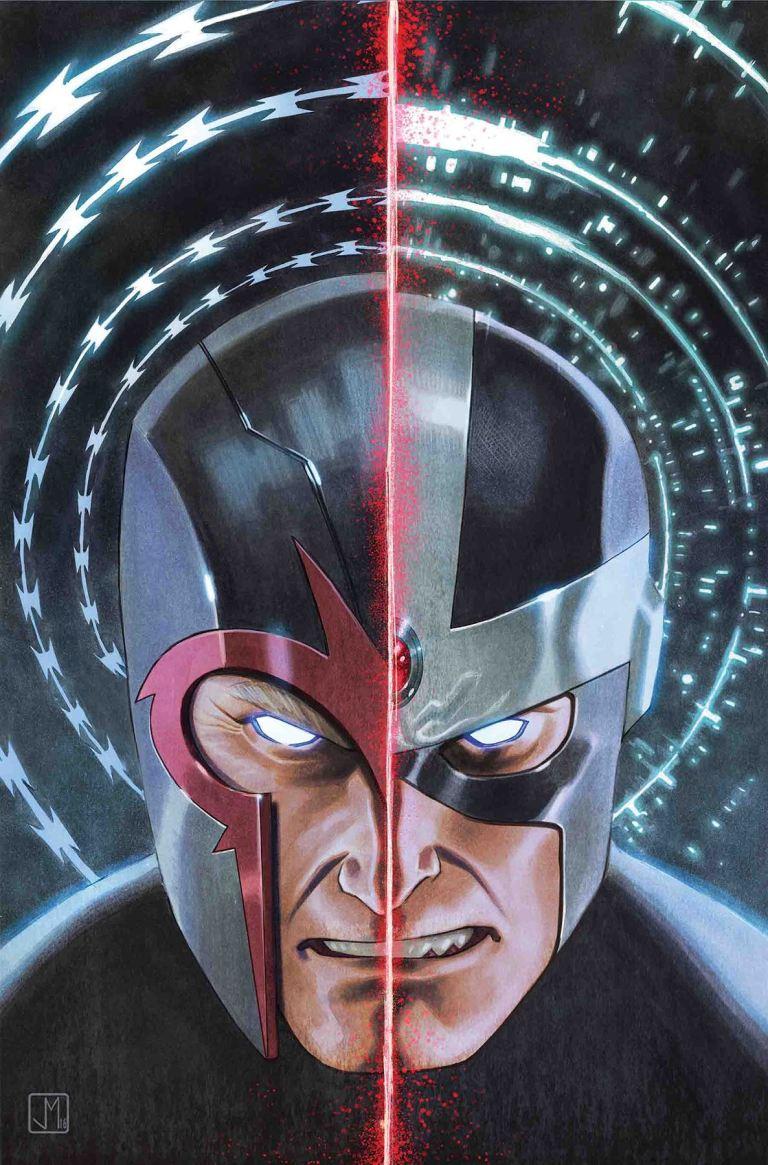 X-Men Blue #24 (Jorge Molina Cover)