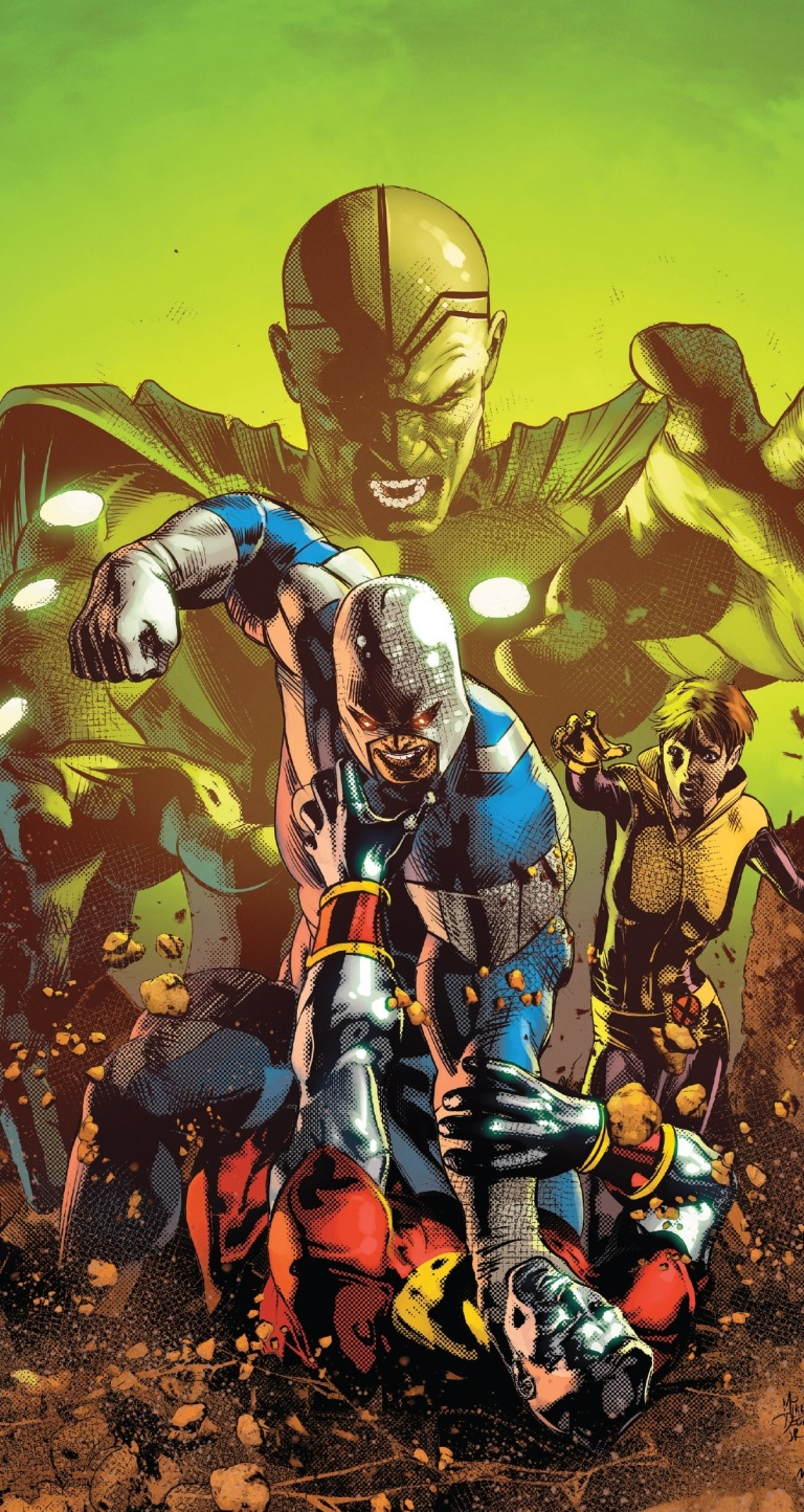 X-Men Gold #21 (Cover A Mike Deodato Jr.)
