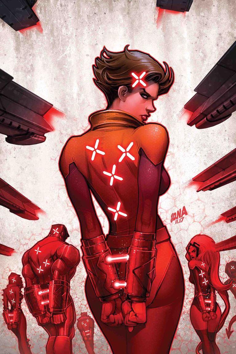 X-Men Gold #23 (Cover A David Nakayama)