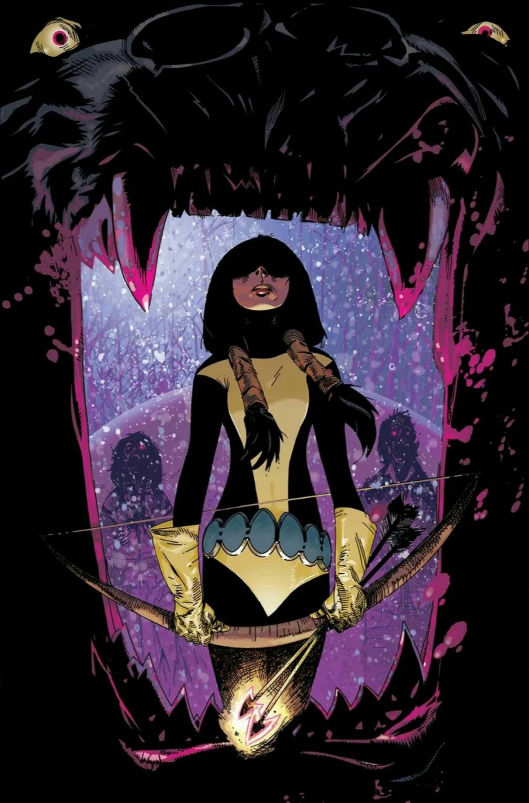 X-Men Gold #23 (Cover B Jason Pearson New Mutants Variant)