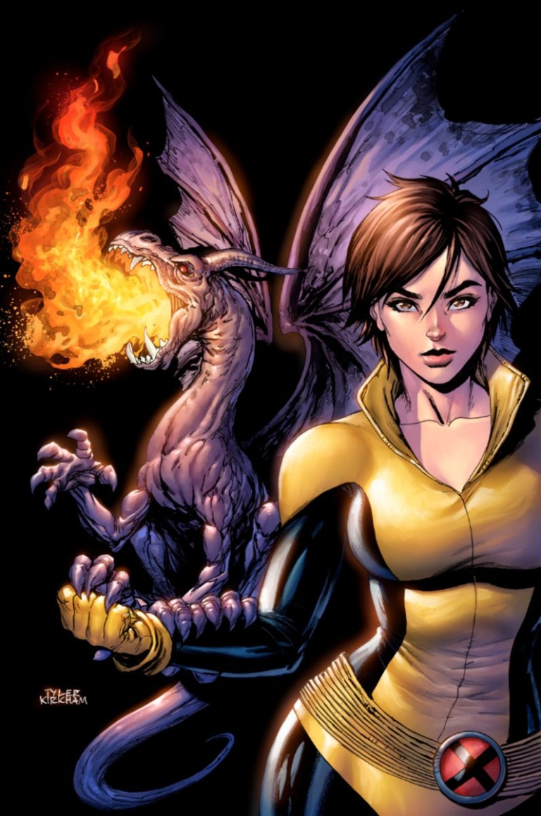 X-Men Gold #30 (Cover C Tyler Kirkham Kitty Pryde Variant)