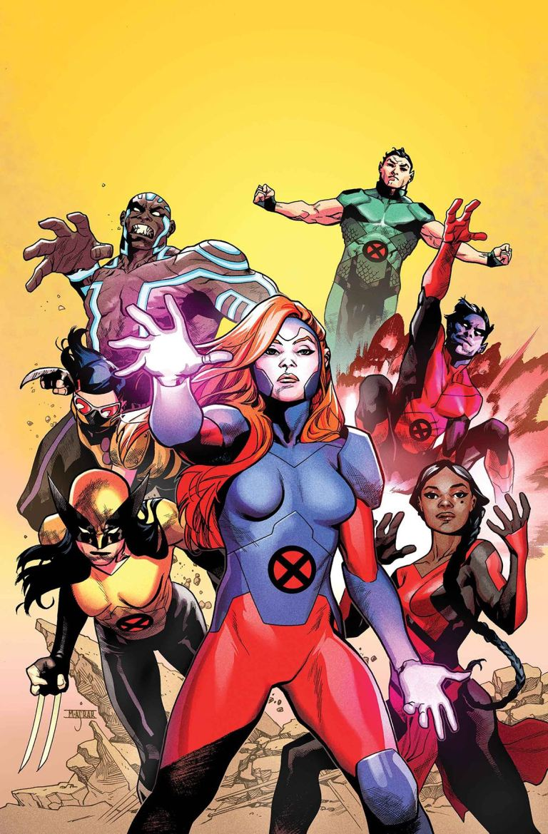 X-Men Red #1 (Cover B Mahmud A. Asrar)