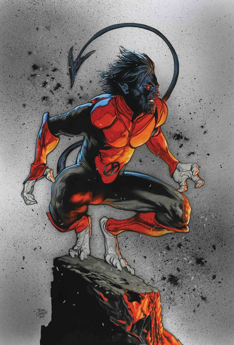 X-Men Red #2 (Cover A Travis Charest)