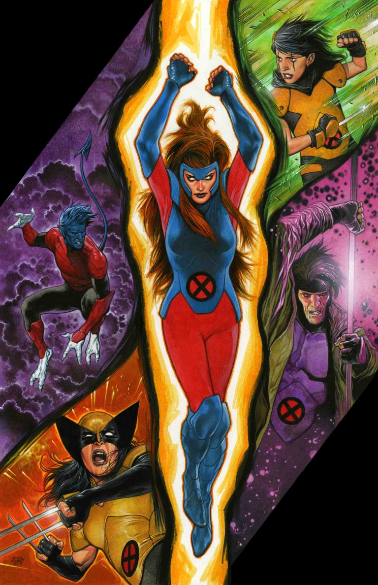 X-Men Red Annual #1 (Cover A Travis Charest)