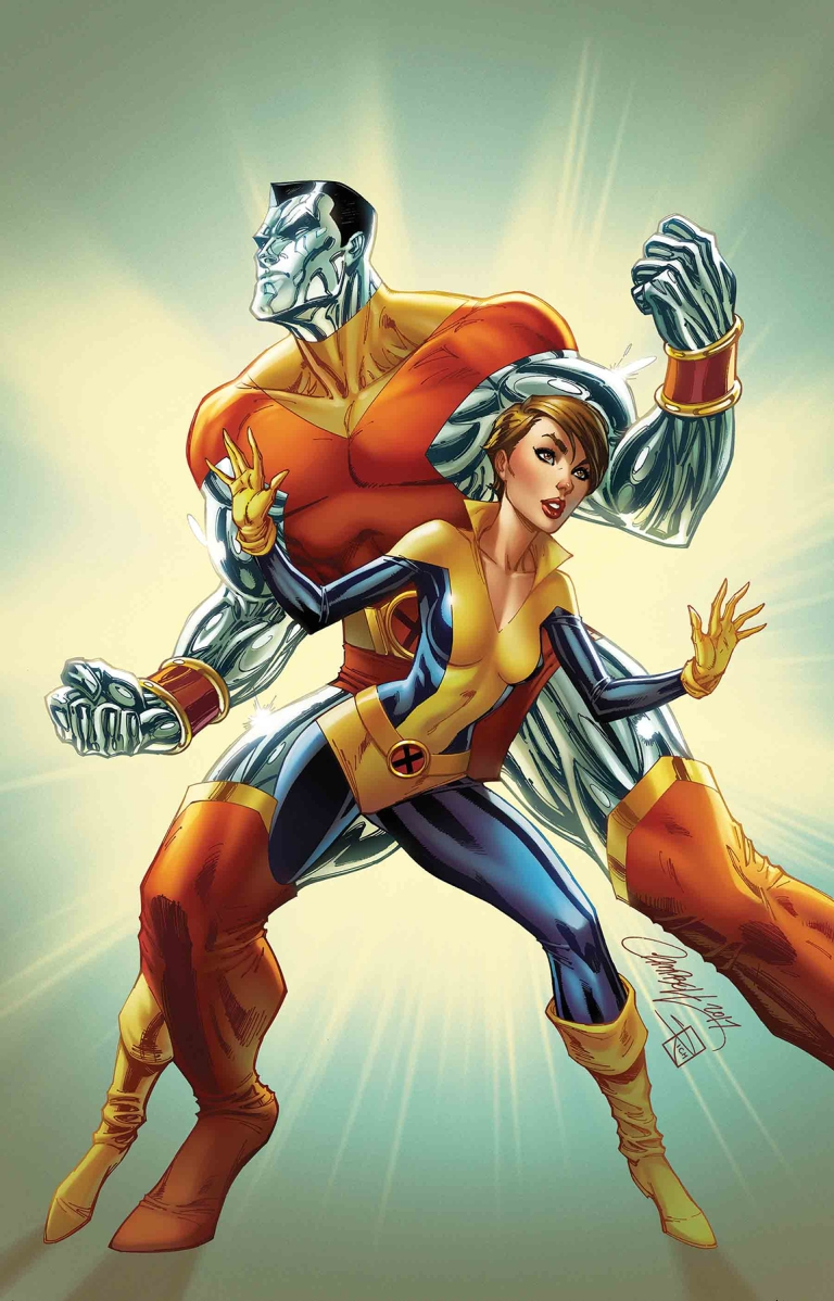 X-Men Wedding Special #1 (Cover A J. Scott Campbell)