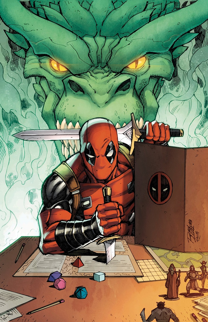 You Are Deadpool #1 (Cover B Ron Lim)