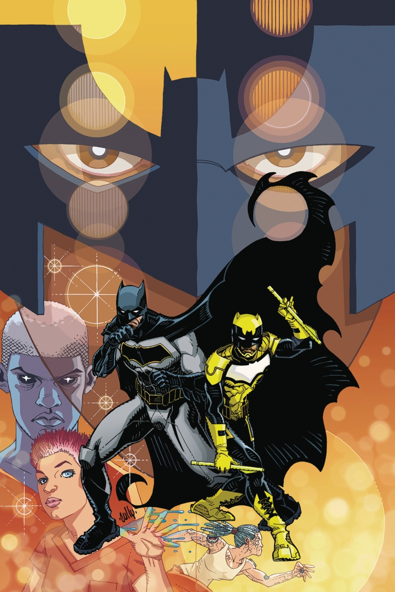 Batman And The Signal #2 (Cully Hamner Cover)