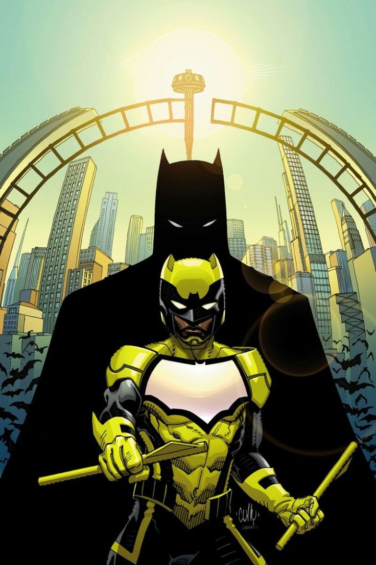 Batman And The Signal #3 (Cully Hamner Cover)