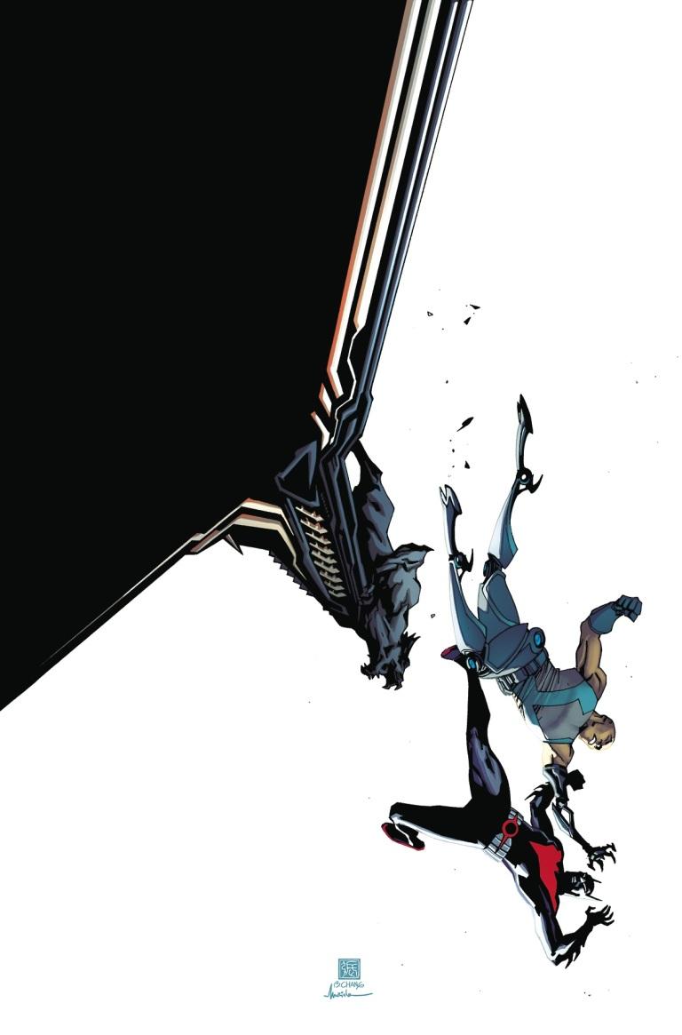 Batman Beyond #16 (Cover A Bernard Chang)
