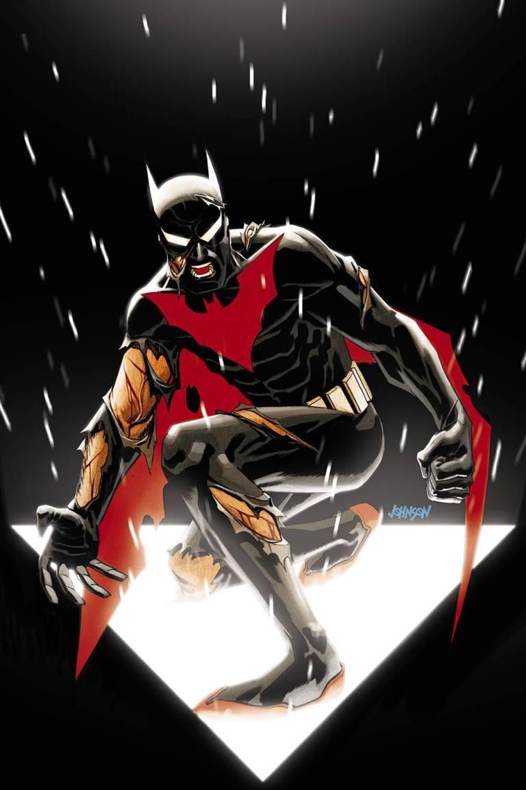 Batman Beyond #16 (Cover B Dave Johnson)
