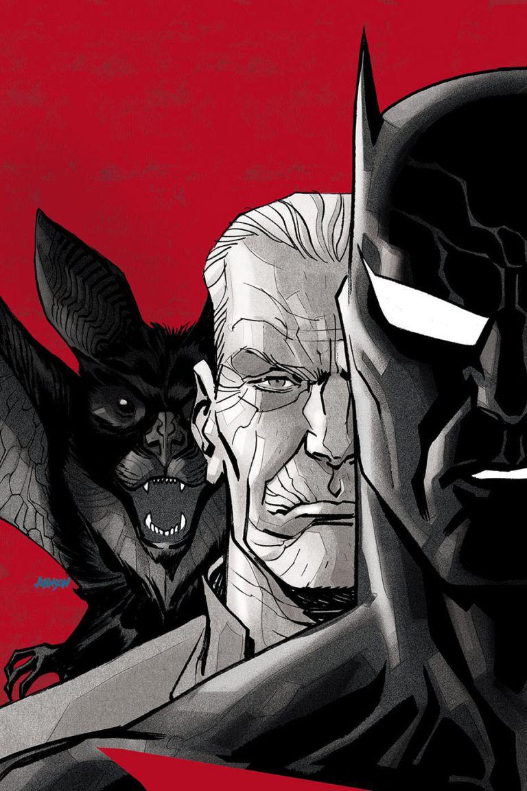 Batman Beyond #17 (Cover B Dave Johnson)