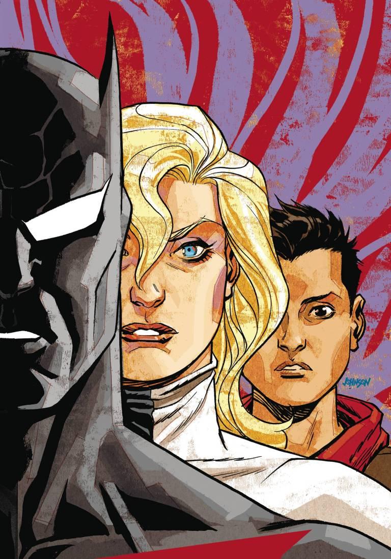 Batman Beyond #18 (Cover B Dave Johnson)