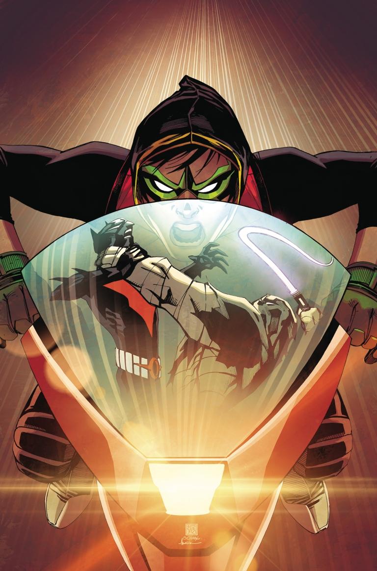 Batman Beyond #19 (Cover A Bernard Chang)
