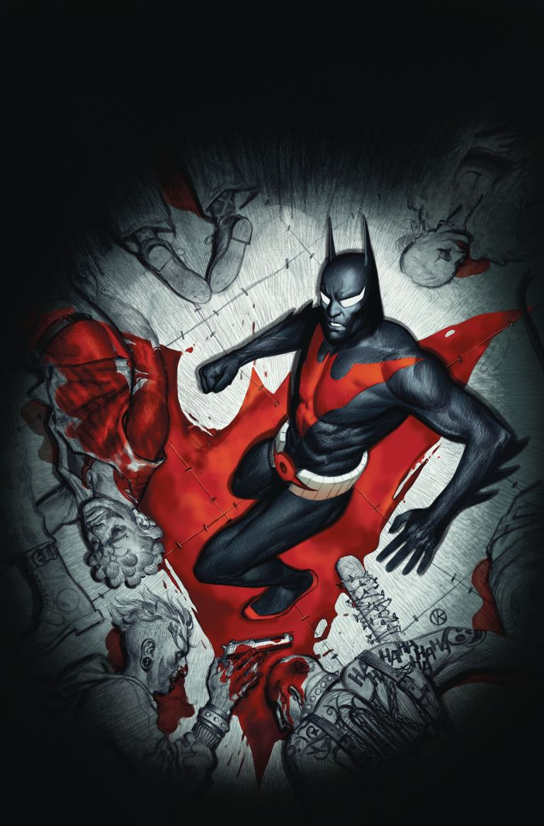 Batman Beyond #20 (Cover A Viktor Kalvachev)