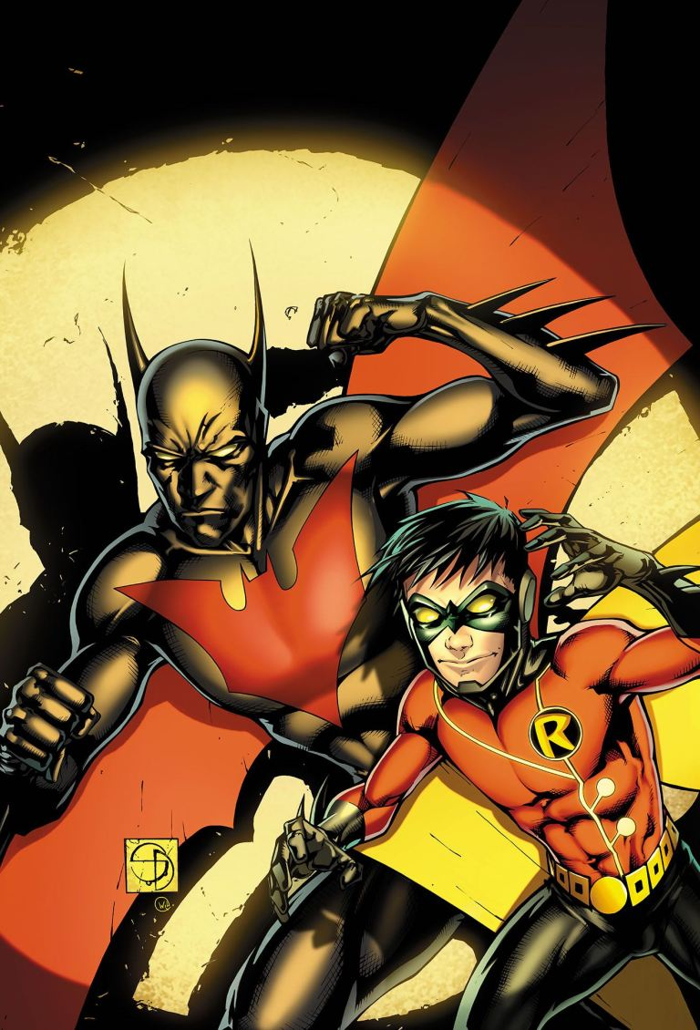 Batman Beyond #20 (Cover B Shane Davis)