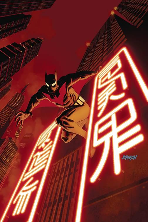 Batman Beyond #21 (Cover B Dave Johnson)