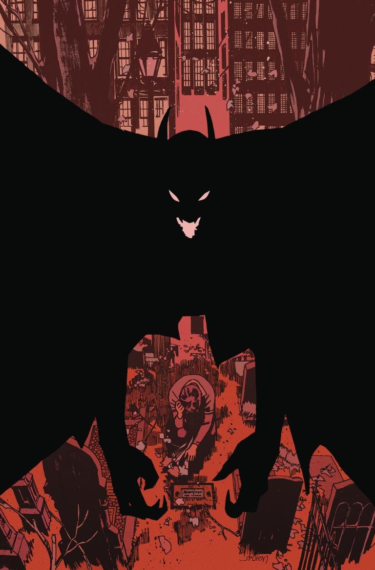 Batman Creature Of The Night #3 (John Paul Leon Cover)
