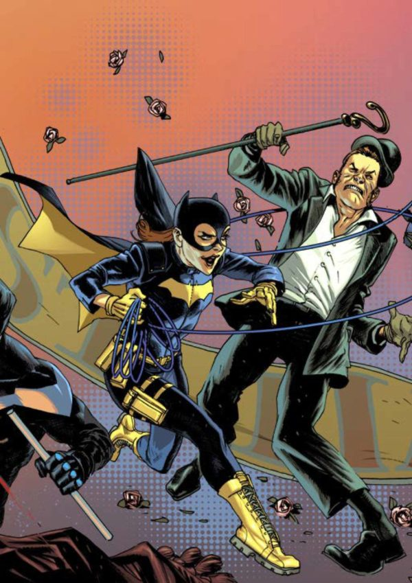 Batman Prelude To The Wedding Batgirl Vs The Riddler #1 (Rafael Albuquerque Cover)