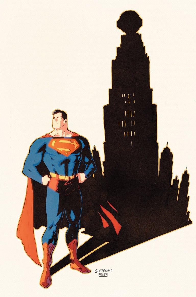 Action Comics #1002 (Cover A Patrick Gleason)
