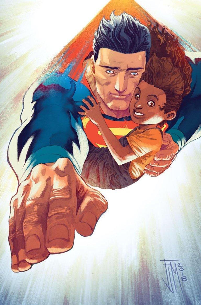 Action Comics #1002 (Cover B Francis Manapul)