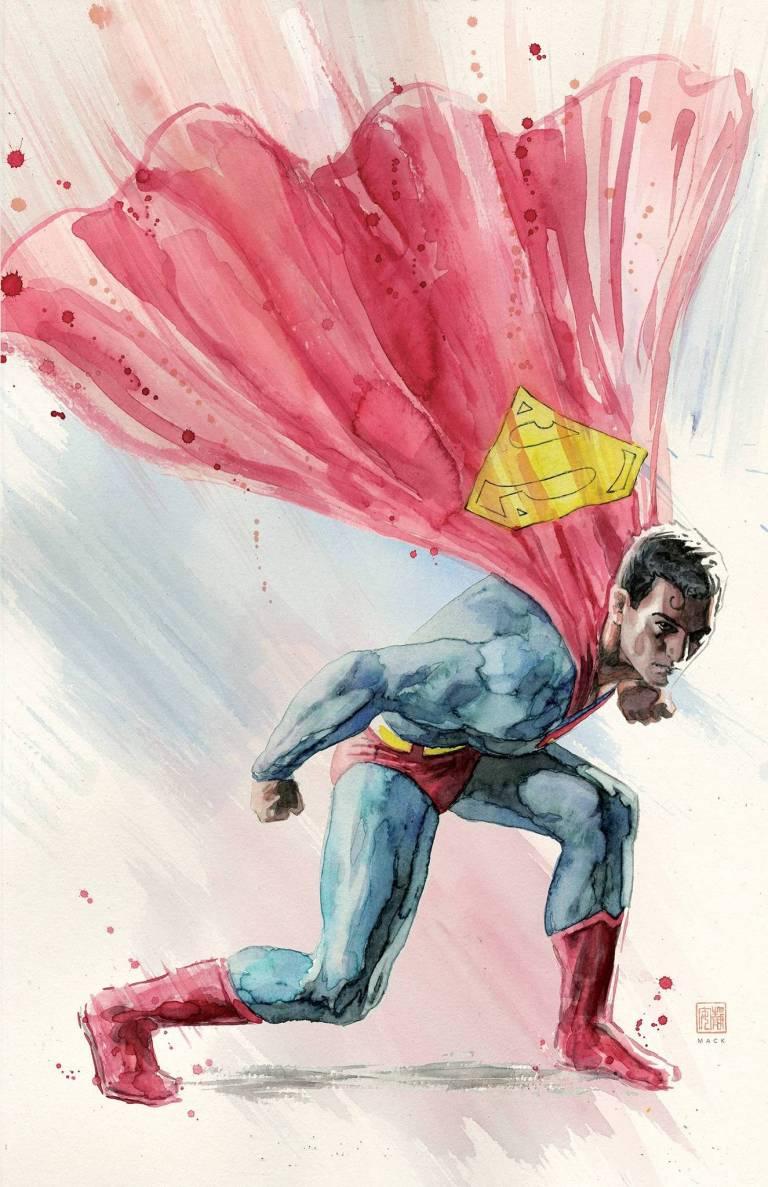 Action Comics #1002 (Cover C David Mack)