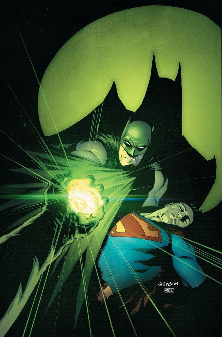Action Comics #1003 (Cover A Patrick Gleason)