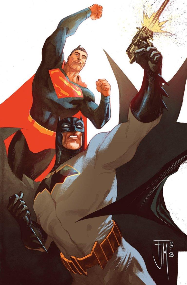 Action Comics #1003 (Cover B Francis Manapul)
