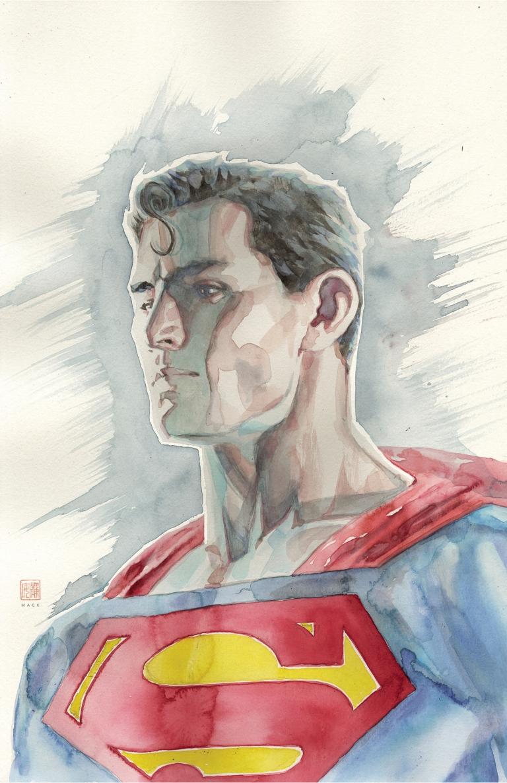 Action Comics #1003 (Cover C David Mack)