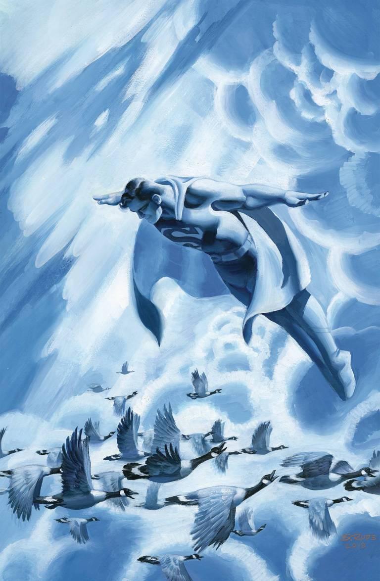 Action Comics #1004 (Cover A Steve Rude)