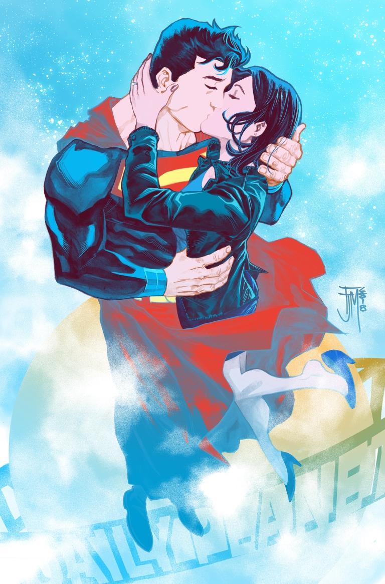 Action Comics #1004 (Cover B Francis Manapul)