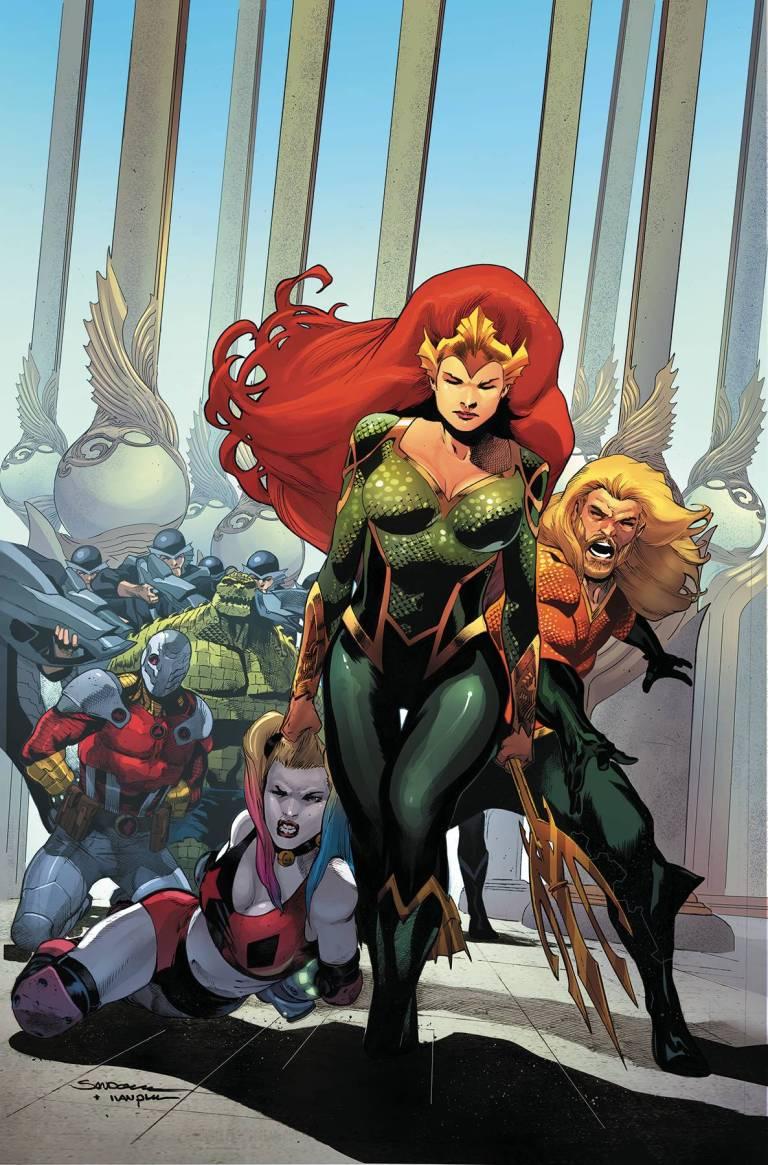Aquaman #40 (Cover A Rafa Sandoval)